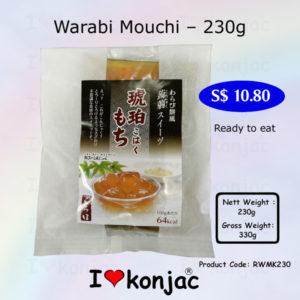 Warabi-Mouchi