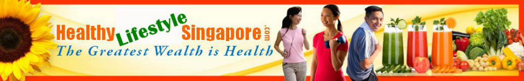 Healthy Lifestyle Singapore, Healthy Living