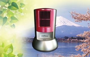 Reltec Air Ionizer (Home & Office) Click for more info.
