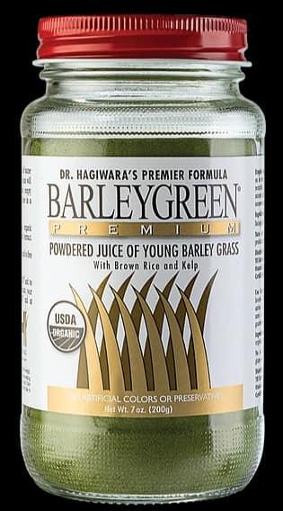 hagiwara barley grass