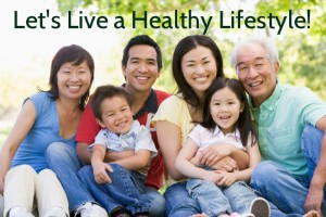 Live a Healthy Lifestyle in Singapore