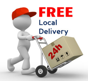 Healthy Lifestyle Singapore provides Free Local Delivery 24 hours